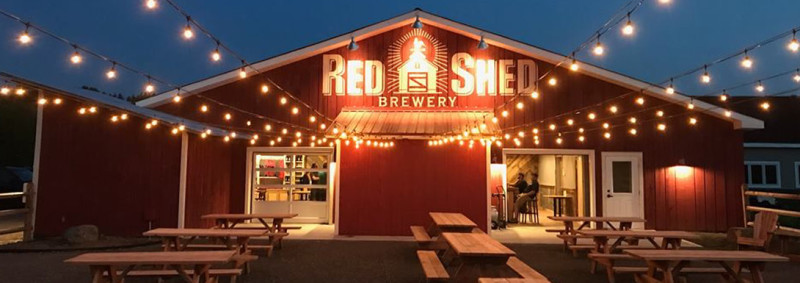 Red Shed Brewery Cooperstown Taproom